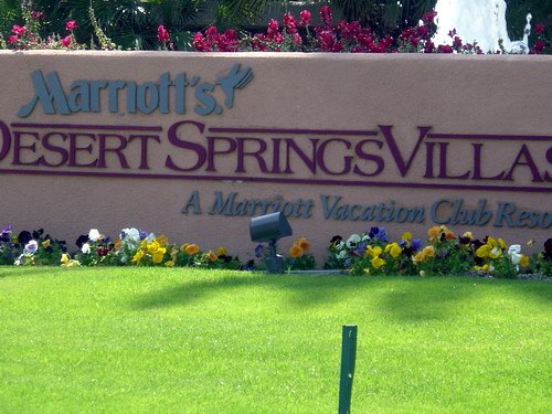 View details: Marriotts Desert Springs Villas II
