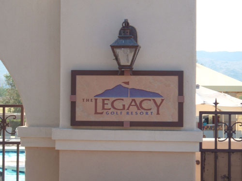 View details: Legacy Golf Resort