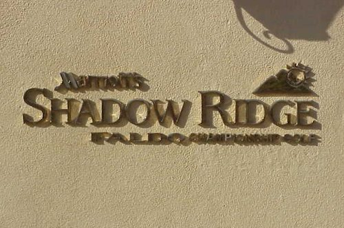 View details: Marriotts Shadow Ridge