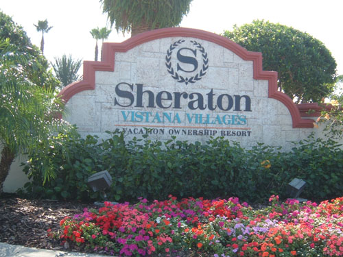 View details: Sheraton's Vistana Villages